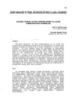 ZM 2-9 - Zemin Mekaniği ve Geoteknik Mühendisliği Derneği