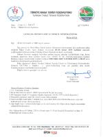 05-08 Şubat 2015 Malatya Hakem Kursu
