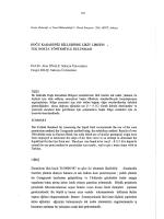 ZM 5-15 - Zemin Mekaniği ve Geoteknik Mühendisliği Derneği