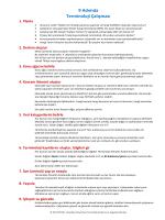 9 Adımda Terminoloji Çalışması