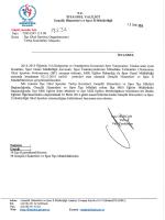 ilçe tertip komiteleri oluşumu - İstanbul Gençlik Hizmetleri ve Spor İl