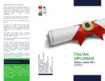 italyan diploması - Liceo Italiano IMI