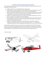 Uçak Akış Analizi