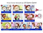 Primer immün Yetmezıik için 10 Uyarıcı İşaret