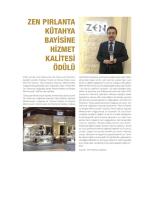 Zen Pırlanta - Kütahya Ticaret ve Sanayi Odası