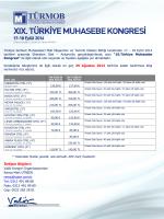 Türkiye Serbest Muhasebeci Mali Müşavirler ve Yeminli Odaları