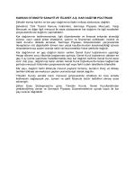 Karsan Kar Dağıtım Politikası