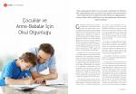 Çocuklar ve Anne-Babalar İçin Okul Olgunluğu