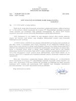 T.C. KARAMAN VALİLİĞİ - KMÜ Strateji Geliştirme Daire Başkanlığı