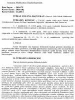 2014/75, K - Resmi Gazete