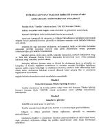 Nahçıvan Anlaşması - Türk Dili Konuşan Ülkeler İşbirliği Konseyi