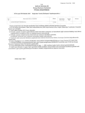 1048-yazır plastik cerrahi polikliniğine aspiratör (çift kavanozlu)