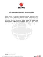 Kayıtlı Elektronik Posta (KEP) Sistemi Bildirim Süresi Uzatıldı