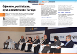 Öğrenme, yerli bilişim, oyun endüstrisinde Türkiye