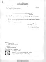 TC. oRTACA KAYMAKAMLIĞI İlçe Milli Eğitim Müdürlüğü Sayı