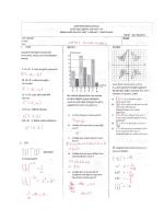 Filiz ÖZKAN 8. Sınıf Matematik 1. Dönem 1. Yazılı
