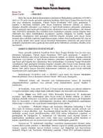 Karar No : 93 Karar Tarihi : 19/01/2014 Dicle lçe Seçim Kurulu