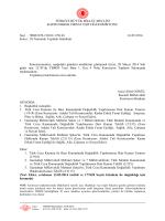 28. Toplanti Gündemi - Türkiye Büyük Millet Meclisi