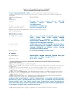 elektrik enerjisi alımı - Orman Genel Müdürlüğü