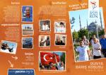 broşür - Peace Run