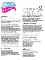 SNT Nasomer 25 ml (Prospektus)