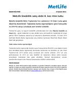 19/02/2014 – MetLife Emeklilik Satış Ekibi 8. Kez Ritim Tuttu