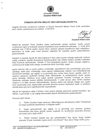 äatý __ - Türkiye Büyük Millet Meclisi