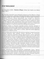 Kitap İncelemesi: Karl Manheim, İdeoloji ve Ütopya