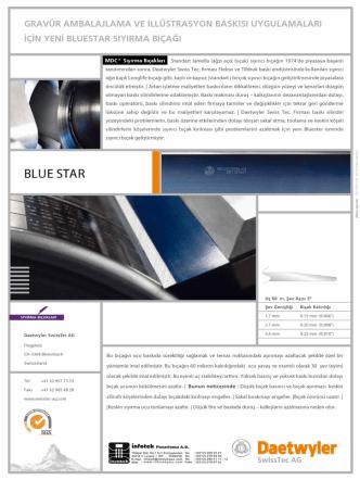 Bluestar - İndir - Infotek Pazarlama