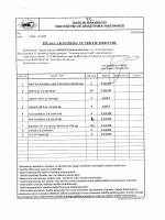 9 kalem mal alımı(sırt kaydırma sistemi)