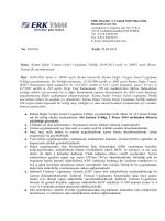 elektronik başvuru - ERK Denetim ve Yeminli Mali Müşavirlik