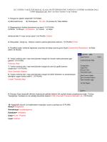 3.Sınıf Bilgisayar Dersi Ara sınavı Soruları ve Cevap Anahtarı