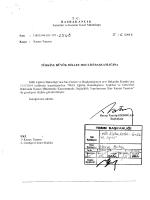Kanun Tasarısının Metni - Türkiye Büyük Millet Meclisi