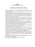 06 Haziran 2014 Meclis Gündemi
