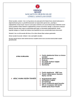 Görsel Sanatlar Kursu - Birikim Eğitim Kurumları