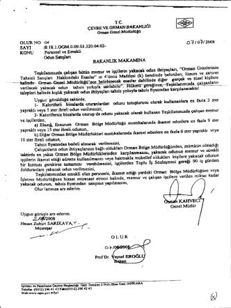 11 - Sakarya Orman Bölge Müdürlüğü