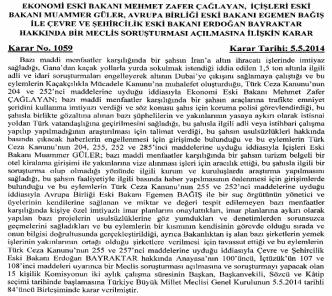 1059 Ekonomi Eski Bakanı Mehmet Zafer