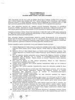 28.03.2014 - TAIB YatırımBank A.Ş.