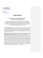 Özyeğin Üniversitesi Otel Yöneticiliği Öğrencilerine Opera Yazılımı