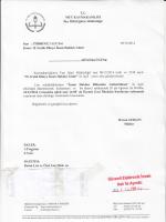 Sayı : 17858819/82116242966 - mut ilçe millî eğitim müdürlüğü