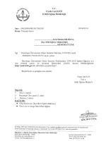 Yetenek Sınavı - Uşak Milli Egitim Müdürlüğü