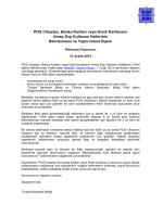POS Cihazları, Banka Kartları veya Kredi Kartlarının Amaç Dışı