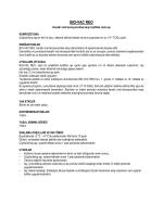 BIO-VAC REO - Güneşli Aşı