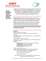 sosyal değişime destek: yeni kitle kaynak araçları