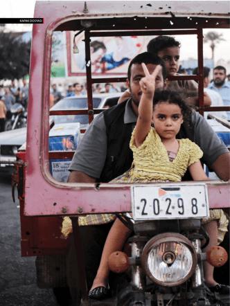 2014 gazze krizi: aktörler, perspektifler ve ittifaklar