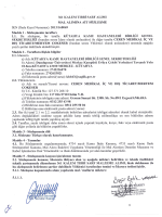 Ceren Medikal - Kütahya İli Kamu Hastaneleri Birliği Genel Sekreterliği