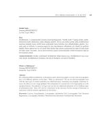Dil ve Edebiyat Araştırmaları, S. 10, Yaz 2014 Sözlük Nedir Heninng