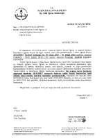 T.c. PASİNLER KAYMAKAMLIĞI - Pasinler İlçe Milli Eğitim Müdürlüğü
