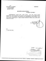 7. icra dairesi 2014/827 tlmt. belediye başkanlığına