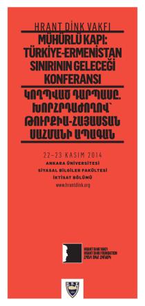 22–23 Kasım 2014 - Hrant Dink Vakfı